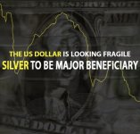 The US Dollar Is Looking Fragile – Silver to Be Major Beneficiary .jpg